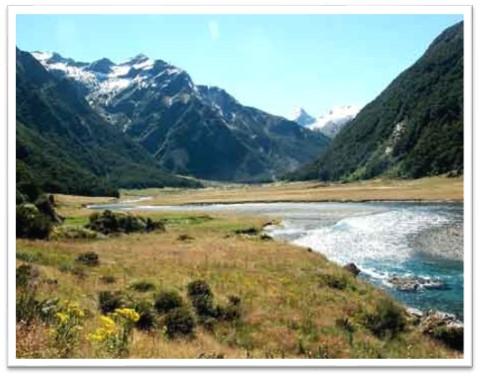 Quellwasser Altai Sibirien