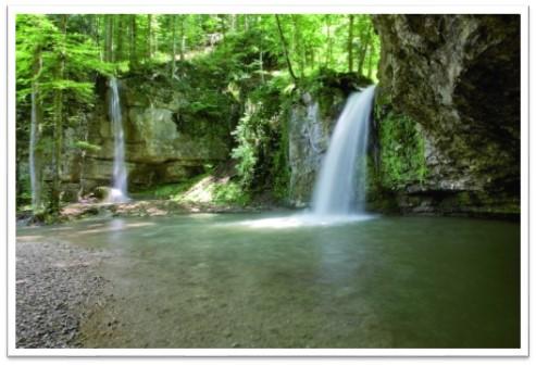 Quellwasser von Bad Ramsach