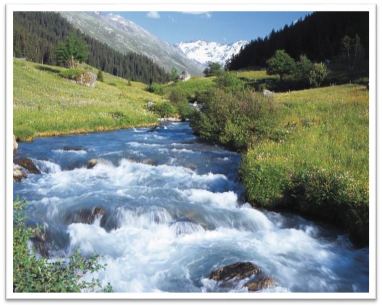 Quellwasser von Klosters-Serneus